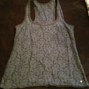 Gilly Hicks Lace Tank